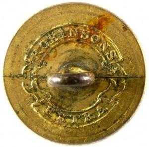 1836 Mass cohannet Rifle Corps 22mm brass albert ms88 georgewashingtoninauguralbuttons.com R