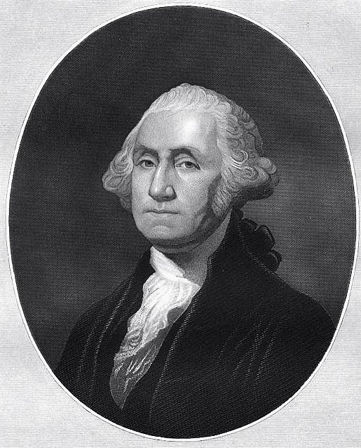 10. PRESIDENT G. WASHINGTON