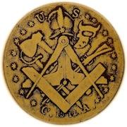 1790-1815 Corps of Artificers RJ Silverstein's georgewashingtoninauguralbuttons.com O