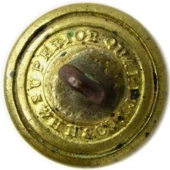 1840-50 Artillery 20mm Gild brass RJ Silverstein's georgewashingtoninauguralbuttons.com r