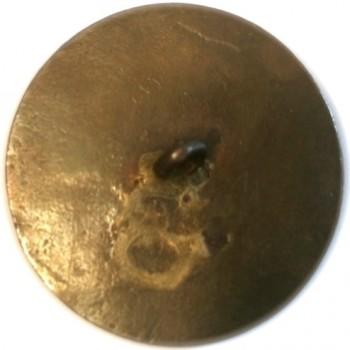 GWI 1-A 35mm Brass Orig. Shank Georgewashingtoninauguralbuttons.com A-46r