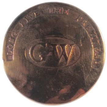 GWi 11-B 34mm Gilt Brass RJ Silversteins georgewashingtoninauguralbuttons.com O.jpg GWi 11-B 34mm Gilt Brass RJ Silversteins georgewashingtoninauguralbuttons.com Gary O