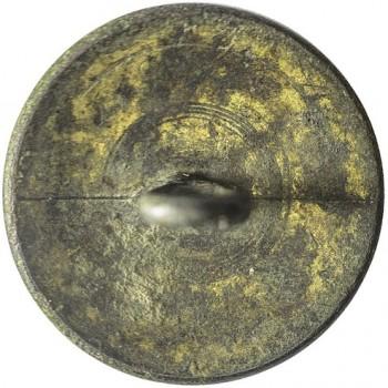 1775 Prince of Wales Loyal Volunteers 24mm orig Shank Uncleaned Spelling error-s $170. 08-07-14 r