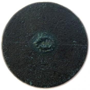 1798-1810 US Navy 19.39mm Brass Orig Shank Albert's NA 6-D RJ Silverstein's georgewashingtoninauguralbuttons.com R