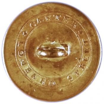 1799-1802 Artillerist & Engineer 1st Regt. Orig Shank RJ Silversteins george washington inaugural buttons.com R