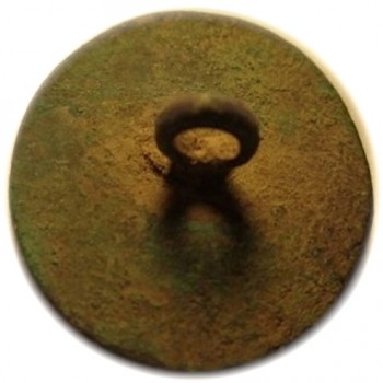 1800-15 NY 040C.1 23mm Silverplated Brass Dales RJ Silverstein's georgewashingtoninauguralbuttons.com R 2