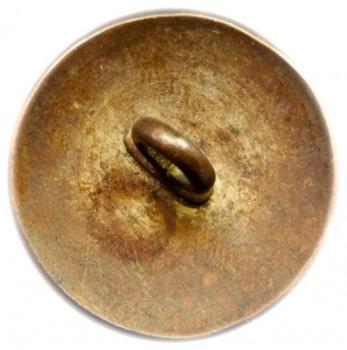 1810 Ancient & Honourable Convex Silvered Copper 23mm. georgewashingtoninauguralbuttons.com R