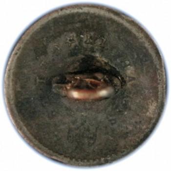 1812-15 Federal Infantry 9th Regt. 23mm orig shank r
