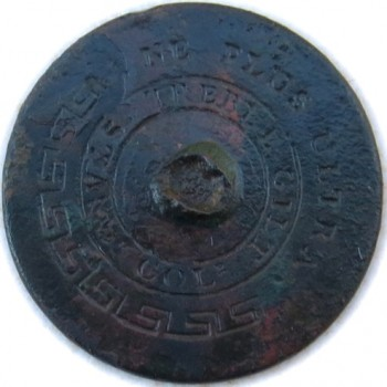1820's Marines 22.89mm Brass rj silversteins georgewashingtoninauguralbuttons.com r