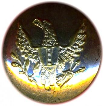 1821-36 US InfANTRY Officers Epaulettes 14mm GI79 non dug silvered