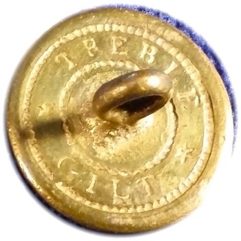 1830's Maine 15 Gilt Brass ME100 Hs.2 ME4G RJ Silversteins georgewashingtoninauguralbuttons.com r