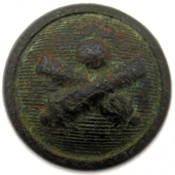 1834-51 Federal Ornance 14.76mm. Brass RJ Silverstein's georgewashingtoninauguralbuttons.com R