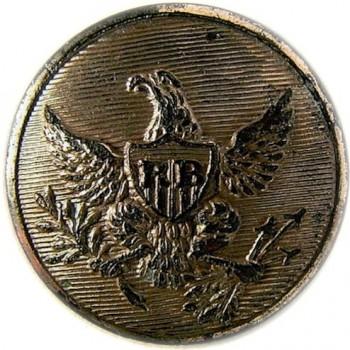 1835-40 Georgia Republican Blues 21mm Silvered georgewashingtoninauguralbuttons.com O