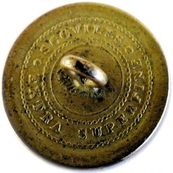 1837 Texas 23mm Gilt Brass Ebay 5-13-$ r