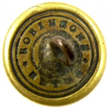 1854 MASSACHUSETTS VOULENTEER MILITIA 15.3MM GILDED BRASS CUFF 1ST REG. OF VOL. INFANTRY. ALBERT MS41-TICES MS214As.1 georgewashingtoninauguralbuttons.com r
