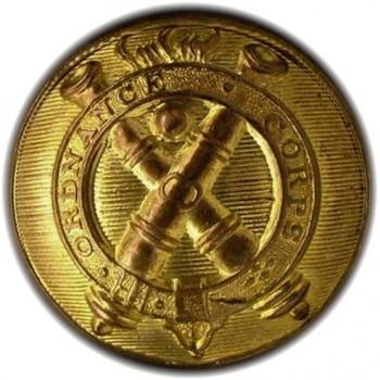 1860 Federal Ordnance 23.2mm Gilt Brass georgewashingtoninauguralbuttons.com R