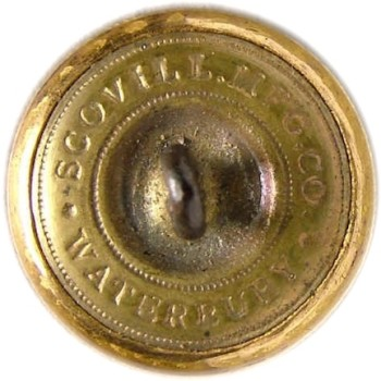1860 Louisiana 22.5mm Gilt Brass LA220A.6 LA6 RJ Silversteins georgewashingtoninauguralbuttons.com R