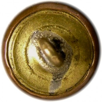 1860 NEW HAMPSHIRE 23mm Gilt Brass 2-Part NH 200As.3 rj silverstein georgewashingtoninauguralbuttons.com R