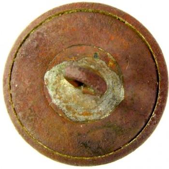 1860 NEW HAMPSHIRE 23mm Gilt Brass 2-Part NH 200E.1 rj silverstein georgewashingtoninauguralbuttons.com R