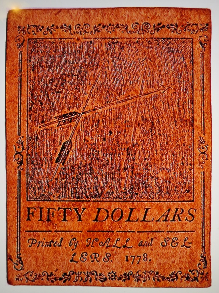 1778 Fifty Dollars Philadelphia Hall & Sellers Colonial Currency O.jpg